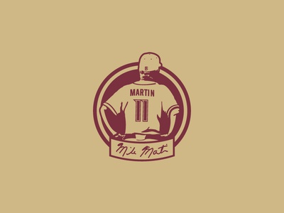 Mike Martin Logo