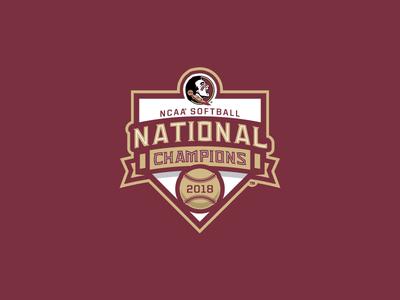 2018 NCAA Softball National Champions