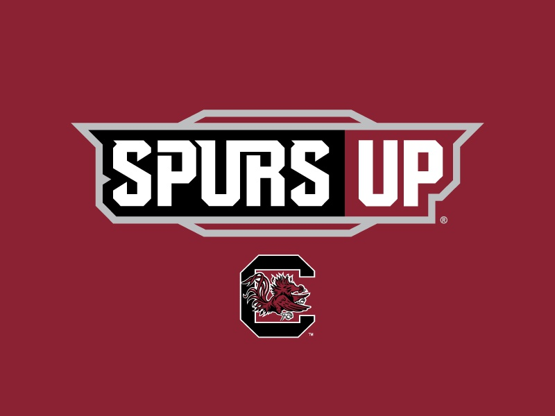Image result for usc spurs up