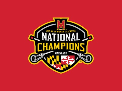 2019 Official NCAA Women's Lacrosse National Champions