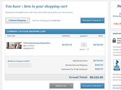 View Cart shopping cart cart ecommerce ui