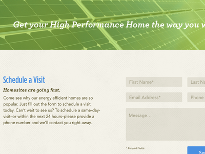 HPH Website  website home page craftcms