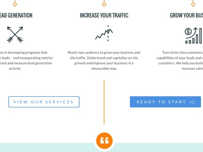 Siebird 2015 – Sneak Peek home page ui redesign web design