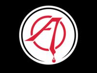 Azazel's Razer logomark Coaster