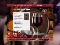 Free Wine & Winery Theme
