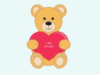 Vector Teddy Bear
