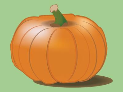 Pumpkin pumpkin vector free