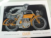 O.A.R. Boston Gig Poster