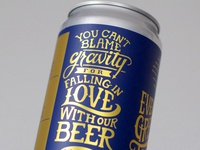 Theory Brewing Co Crowler Design