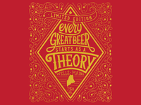 Theory Brewing Label