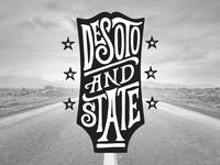 Desoto And State Logo