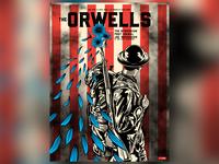 Orwells Poster