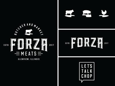 Forza Meats Lockup
