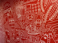AB InBev Mural