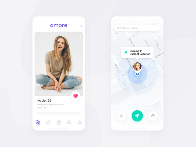 IOS dating app mall