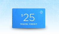 Travel Credits!