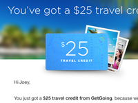 Credit Email