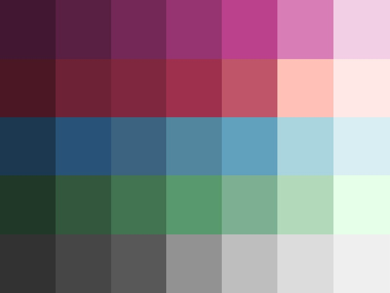 Guide Colors colors style guide color palette identity ui branding design