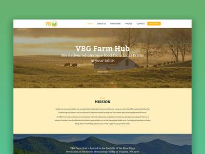 VBG Farm Hub Design