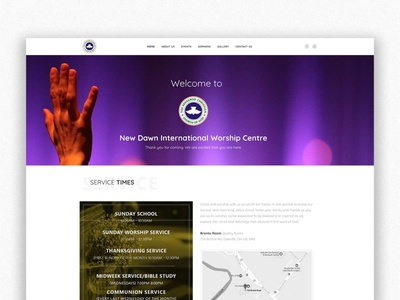New Dawn Worship Centre (Canada)