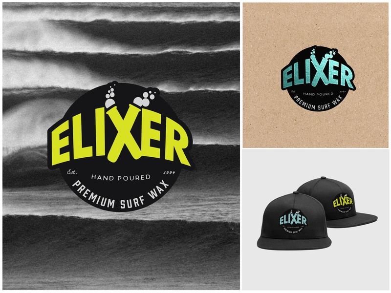 Elixer Surf Wax