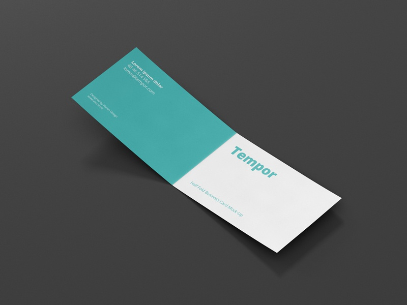 viscon design tags business card dribbble