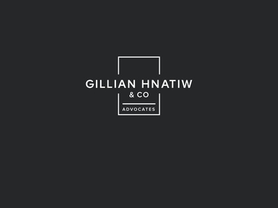 Gillian Hnatiw logo designing minimlalogo logodesigns logo corporate identity branding typographic typogaphy