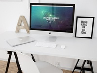 Workpace Mockup Template