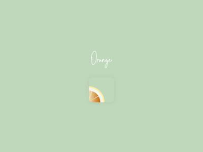 Fruit Slice Icon