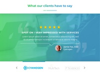 Our Team - UI/HTML/SCSS/jQuery by Shrawan Shrestha on Dribbble