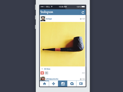 Instagram iOS 7