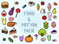 Food & Potion Set