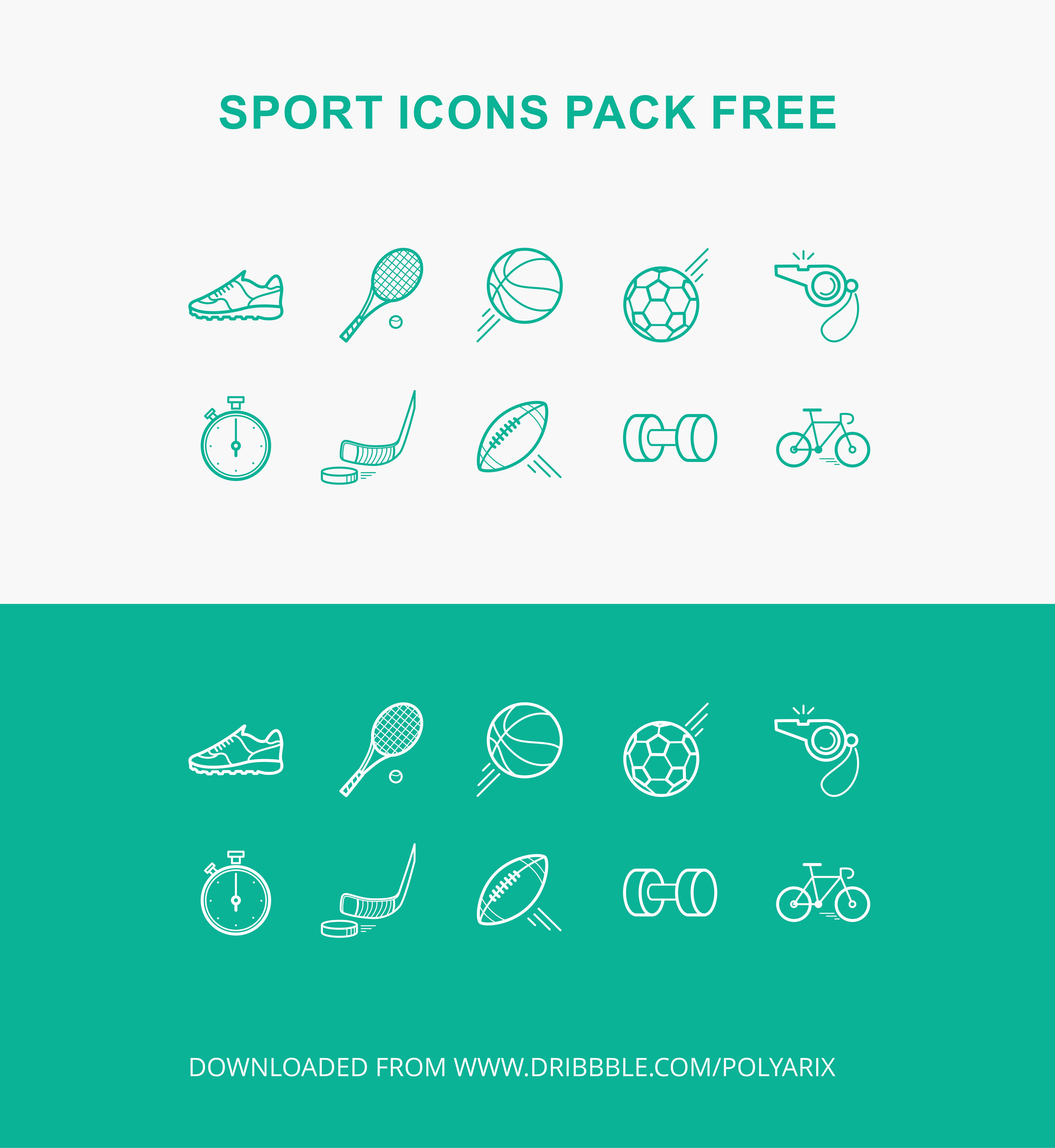 Icons sport
