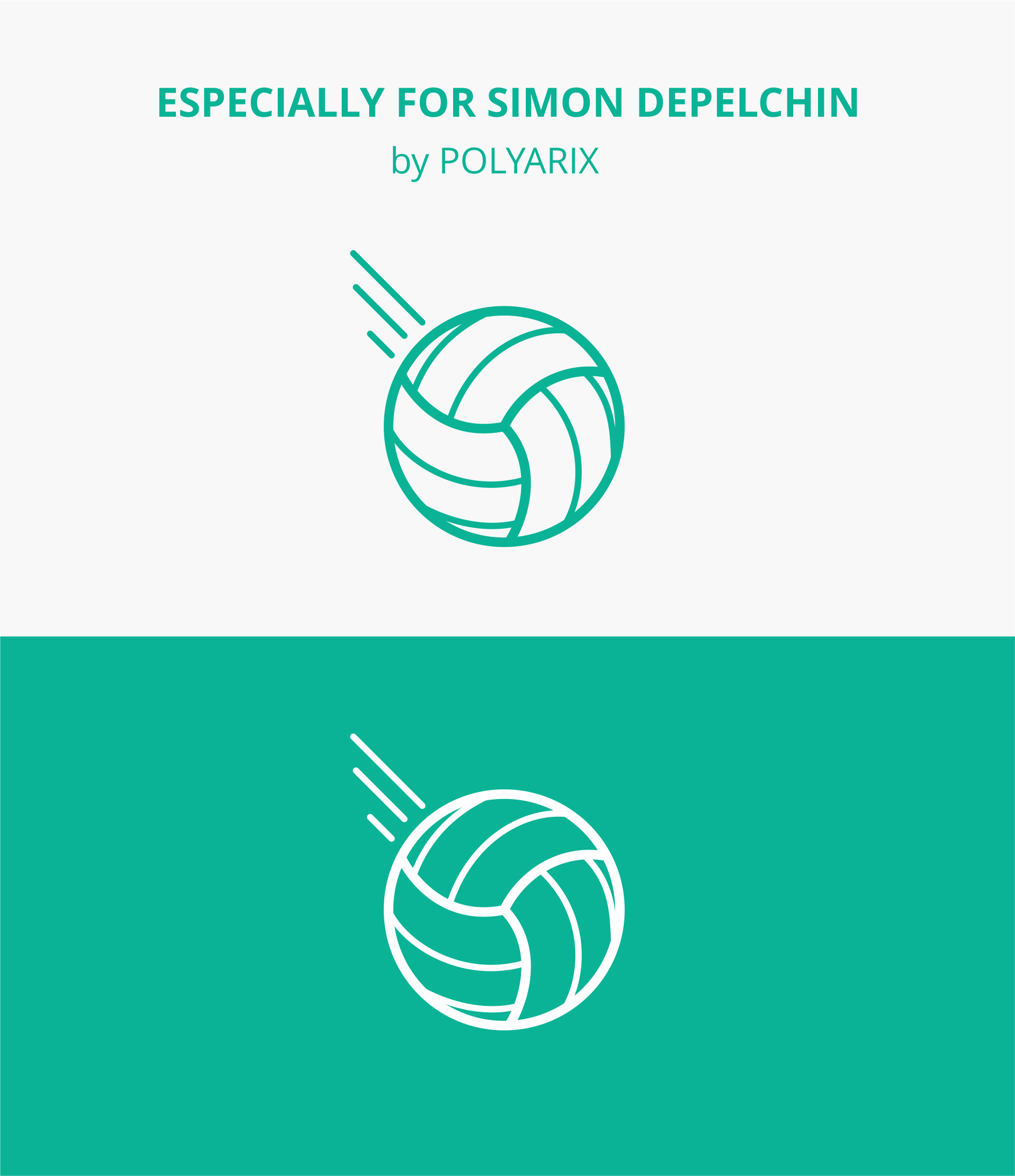 Icon sport volleyball