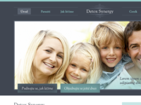 Detox Synergy Homepage