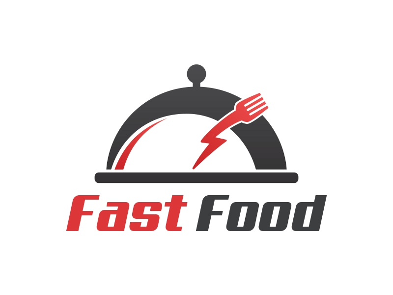 Fast Food Logo by Martin James - Dribbble