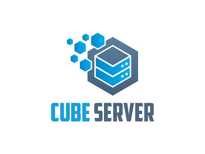Cube Server bit secured host cloud host cube pixel digital data hosting cube server