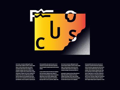 Composition 01- Focus