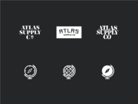 Atlas Logo Variations