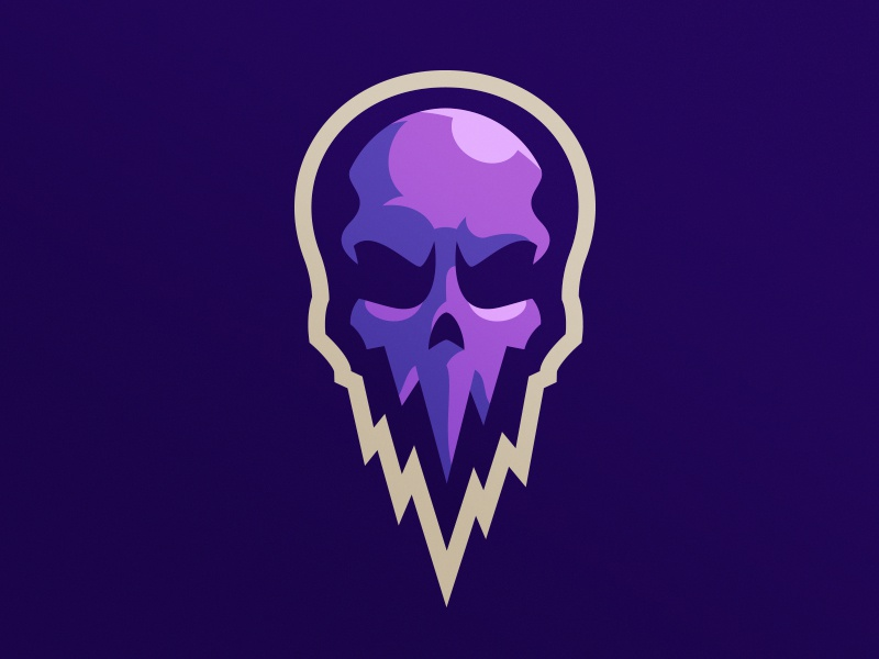 skull logos