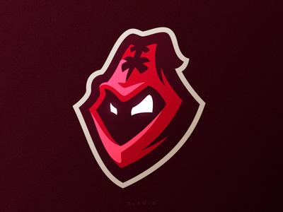 Minion dlanid identity design logo mascot scary hood minion league of legends clash