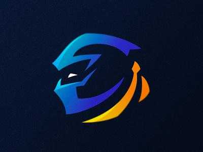 Ninja logo concept streamer vector fortnite ninja gaming illustration esports dlanid sport logotype branding identity mascot sports logo