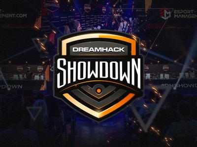 DreamHack Showdown logo design