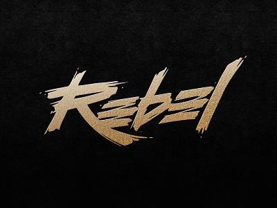 Rebel esport logo esports illustration dlanid logotype identity sports branding sports branding sports logo logo lettermark lettering rebel