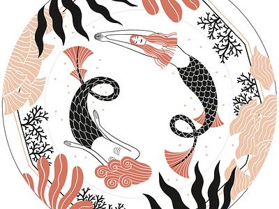Revolver plate design illustration