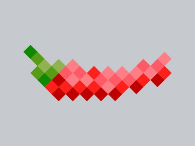 Chili. pixels. red. graphics.