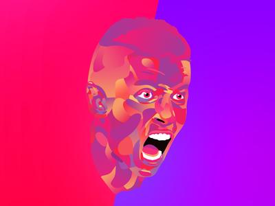 Marquinhos  soccer psg illustration