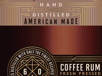 Hand Distilled, American Made