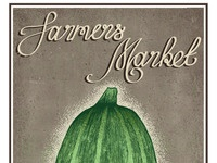 Farmers market poster ns