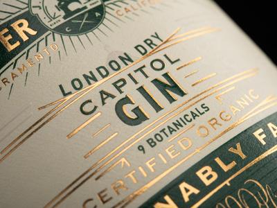 Capital Gin